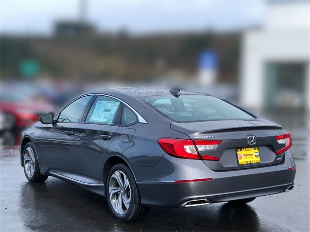 New 2020 Honda Accord EX-L 2.0T
