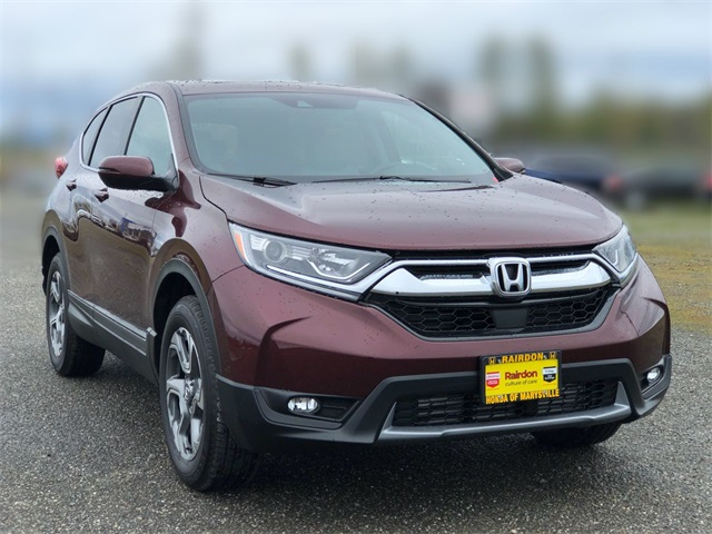 New 2019 Honda CR-V 1.5T EX-L CVT AWD