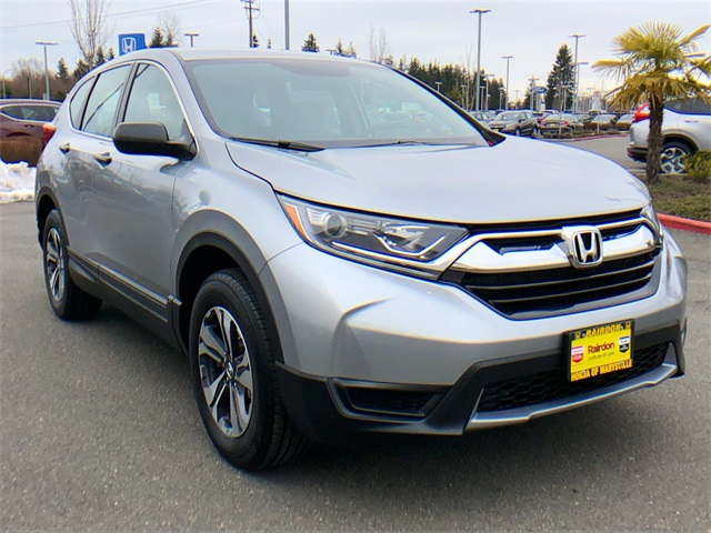 New 2019 Honda CR-V 2.4L LX CVT AWD | Cyber Monday Deal Extended