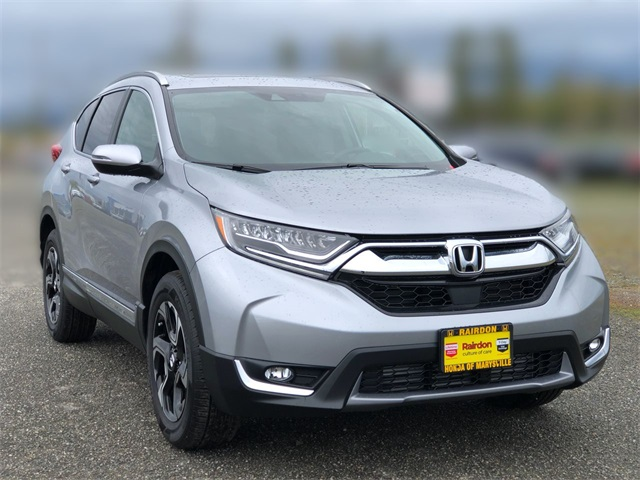 New 2019 Honda CR-V 1.5T Touring CVT AWD