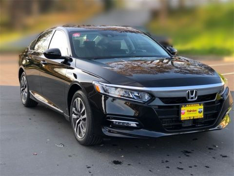 New 2020 Honda Accord Hybrid EX